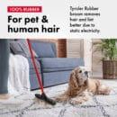 The Rav-Mag Rubber Broom