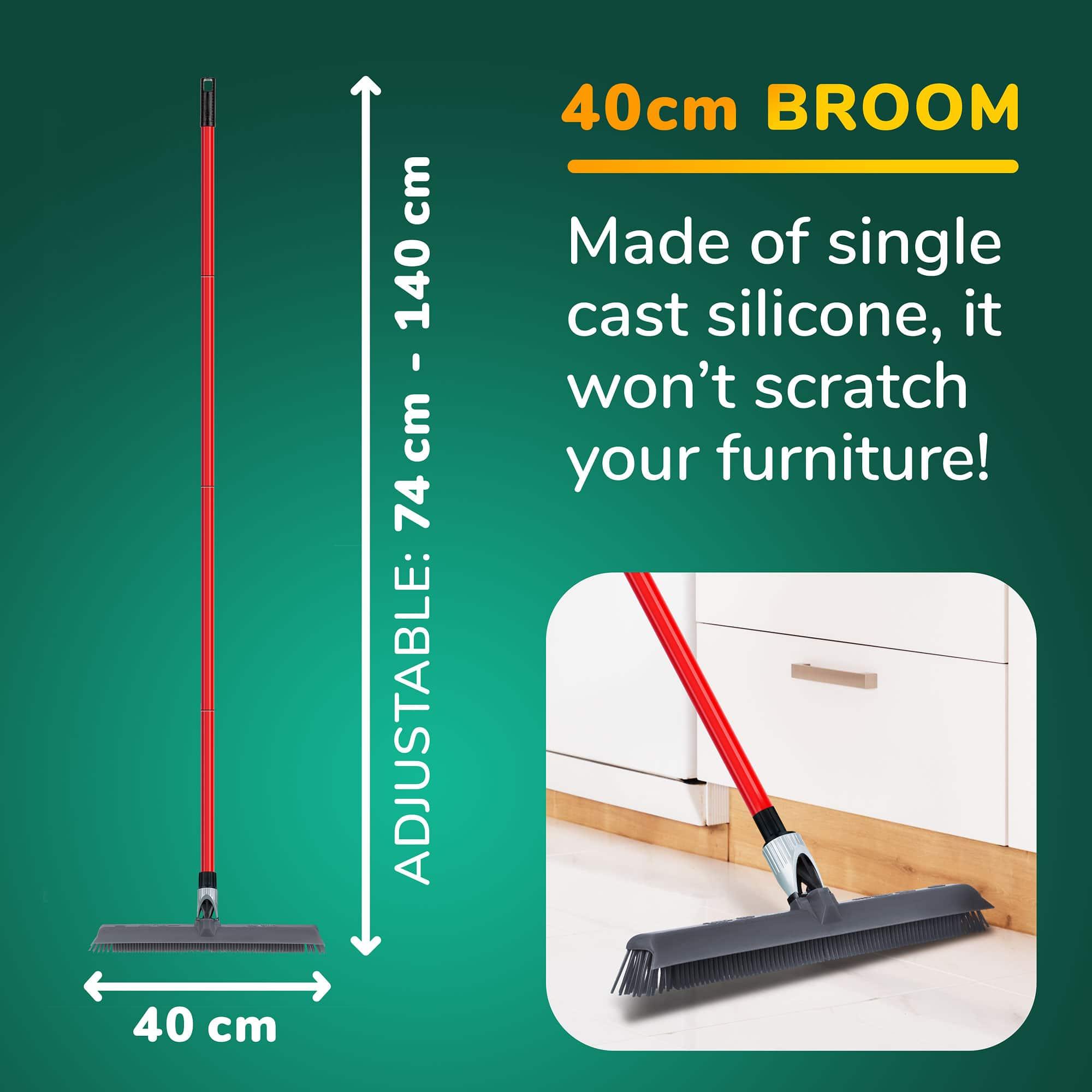 Silicone Broom