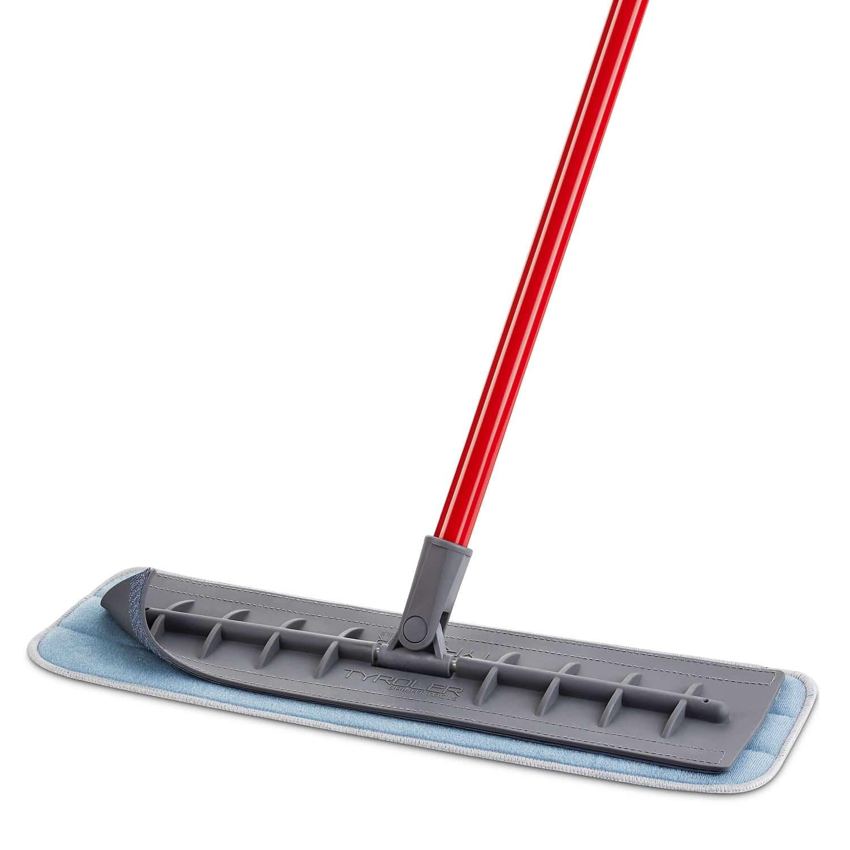 Tyroler Bright Tools 100% Silicone & Flexible Microfiber Mop