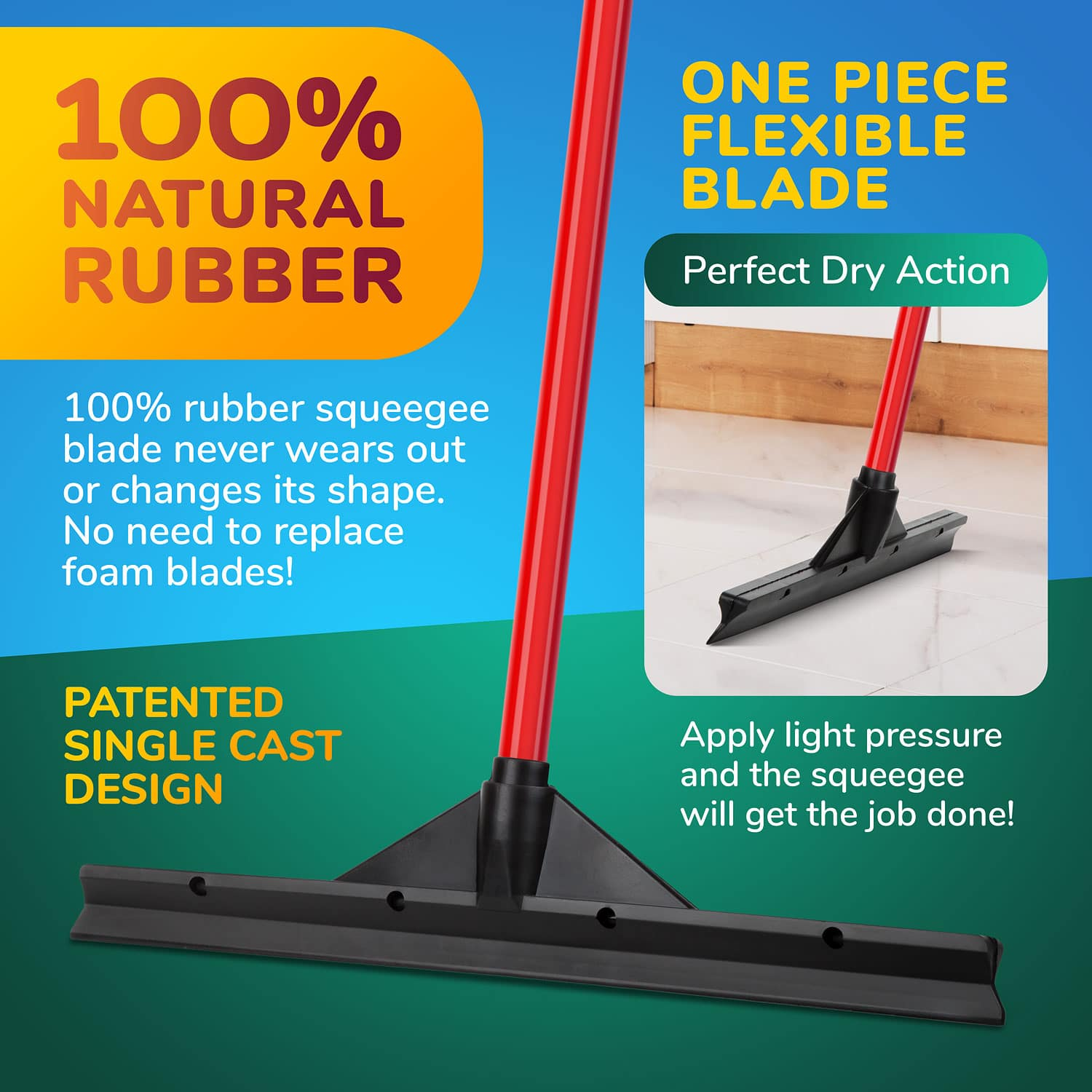 The Rav-Magav Squeegee 46cm