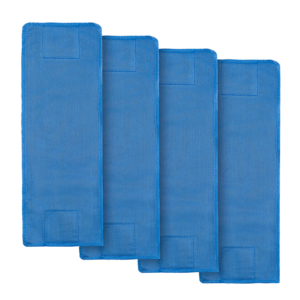 The Glider Magnetic Window Cleaner Microfiber Cloth x 4