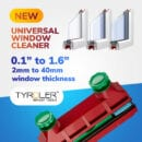 Window magnetic cleaner